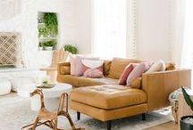 DECOR / decor, home decor, interiors, bedrooms, hallway, decorating ideas, shelf styling, home office, living room, dining room, kitchen, interior design