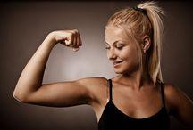 Fitness/Health / by Aubrey Lorraine