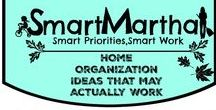 Smart Martha Great Home Organization Ideas