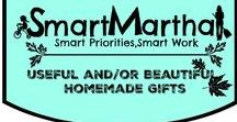 Useful and Beautiful Homemade Gifts