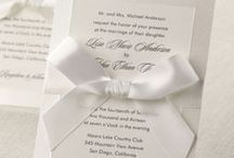 Indie Wedding Invitations / Beautiful Photo Collection by B Wedding Invitations / by B Wedding Invitations