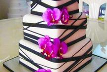 Wedding Cakes / Wedding Cakes - Contemporary Wedding Cakes, Artistic Wedding Cakes and Traditional Wedding Cakes. If you are planning by color please see our Wedding Boards which are grouped by color. For rainbow wedding cakes please see our Rainbow Weddings Board.  / by EnGAYged Weddings