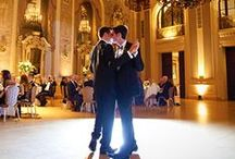 Gay Weddings / Gay Wedding Photos! Couples and wedding vendors - if you would like to be included either contact us through our website EnGAYgedWeddings.com - or even BETTER - join us on our forum! GayWeddingsForum.com / by EnGAYged Weddings