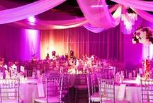 Wedding Lighting / Wedding lighting effects