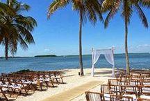Beach Weddings / by EnGAYged Weddings