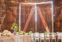 Barn Weddings / by EnGAYged Weddings