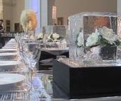 Ice Sculptures / Ice sculptures and ice bars for your wedding or event.