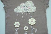 Camisetas decoradas