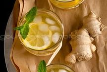 Non-Alcoholic Beverages / Non-alcoholic beverages, coffees, teas, lemonades, smoothies, fruit juices, flavored waters, cocoa and hot chocolate recipes.