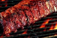 BBQ Recipes - Grilling / BBQ recipes - BBQ beef, BBQ chicken, BBQ fish, BBQ pork, and grilled vegetables. Home made recipes for BBQ Sauces, BBQ Marinades, Rubs, Grilling, and Smokers. Grilled kabobs, hot dogs, hamburgers, steak, and ribs. ♥~~~~ Unless noted - each pin should link to a Grill or BBQ recipe. If you find one that has a broken link - please leave a comment and I'll pull it! Thank you for your help! ~~~~♥
