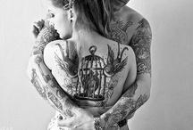 Tattoo love / Amazing tattoos and body art.