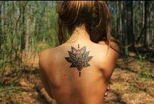 Tattoo's<3 / by Brianna Aitken
