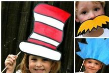 Toddler Dr. Seuss Week Activities
