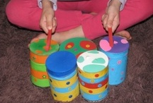 Toddler music activities
