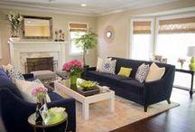 Livingroom  / by Kristina Perry