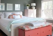 Bedrooms / by Kristina Perry