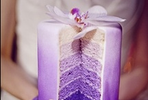 Ombre Weddings / Ombre wedding details - gradient shades of color