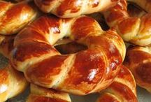 Bagels / Bagel Recipes, Homemade Bagel Recipes