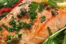 Salmon / Salmon Recipes