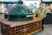 Big Green Egg  / Big Green Egg Recipes
