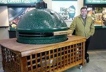 Big Green Egg  / Big Green Egg Recipes
