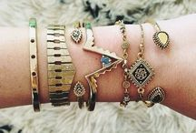 Rings & Bracelets / The title is pretty self explanatory.
