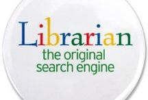 Lovely Libraries/Librarians / All things libraries.  And all things librarians love.