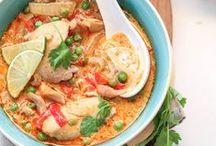 Asian Recipes / Chinese Recipes, Korean Recipes, Japanese Recipes, Thai Recipes