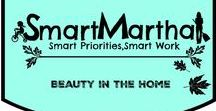 Smart Martha's Ideas for Beauty in the Home / Board of Ideas for beauty in the Catholic Home