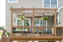 Backyard Ideas/Forts