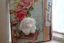 Scrapbookingn and Paper art / scrap, cards, supplies and tutorials, DIY and make. / by Inbal Weisman