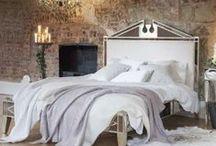 bedrooms / by Debbi Erlick