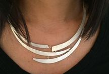 Contemporary Jewellery / This is where I pin all my NEW jewellery pins.     In order to keep a tab on what I have already pinned, I transfer the oldest pins, onto the relevant archive boards.  / by Savanna Trading