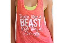 Workin' on my Fitness / by Janalyn Korzec