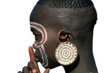 Adorned | Africa / Showcasing ethnic adornment; focus on jewellery, traditional costumes and body art. / by Monika Ettlin