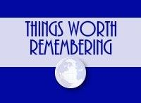 Things Worth Remembering... / Worthy quotes on being grateful, making the most of each day, choosing positive, giving more, and following your dreams... ~ http://www.travelnlass.com/ ~