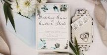 Custom Wedding Invitations / We can create the wedding invitation of your dreams.