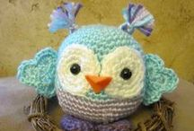 crochet / by Angie Reed