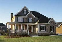 Future Home Idea's / by Jennifer Rogers