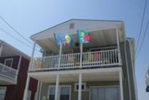 Jersey Shore Real Estate / Jersey Shore Properties and Architecture / by Ian Lazarus