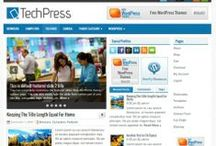 WordPress Themes / Free WordPress themes for download.