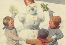 FROSTY AND FRIENDS / by Debbie