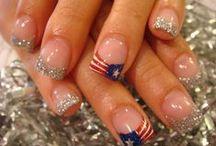 Nail Art / Finger nail art