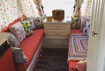 Glamping, caravans,campers  and outdoorsy goodness