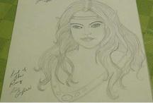 my mystical drawings