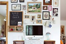 Pictures/Shelves / by Stephanie Gulker