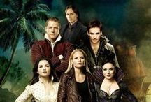 Once Upon A Time and other Fairytales / Mostly Captain Hook and a few other shows. / by Debbi Wagner-Johnson