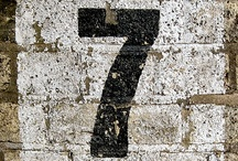 7 & 7 / Seven Deadly Sins & Seven Cardinal Virtues / by Nico