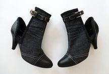 Inspo zapatos DIY