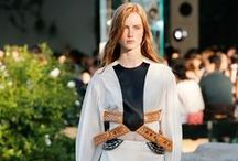 Vogue's View / The best of fashion, style and trends as seen by Vogue Italia during the Spring Summer 2014 fashion weeks